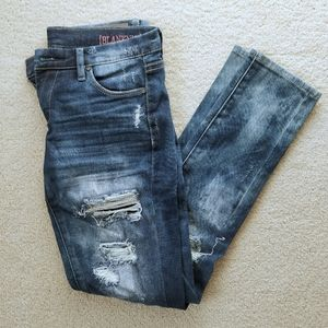 Blank NYC Distressed Jeans